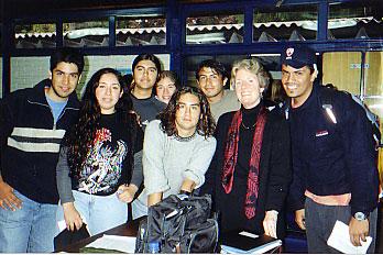 University Metro Chile