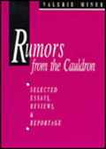 Rumors from the Cauldron cover