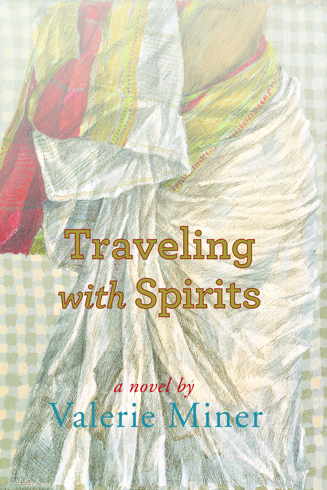 Travelling with Spirits cover